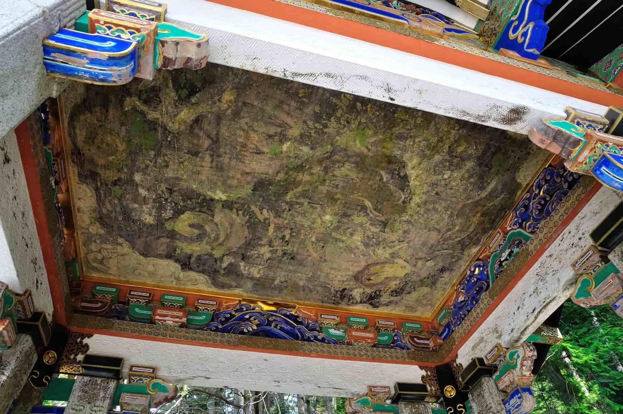 Nakiryu of the Nikko Toshogu Shrine
