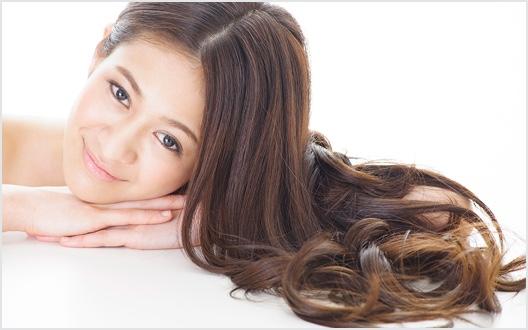 パーマの髪型・ヘアスタイル・セット方法
