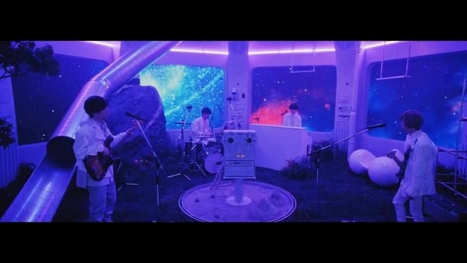 【Universe】Official髭男dismの新曲MVで大活躍! LEDビジョンが作り出す映像美