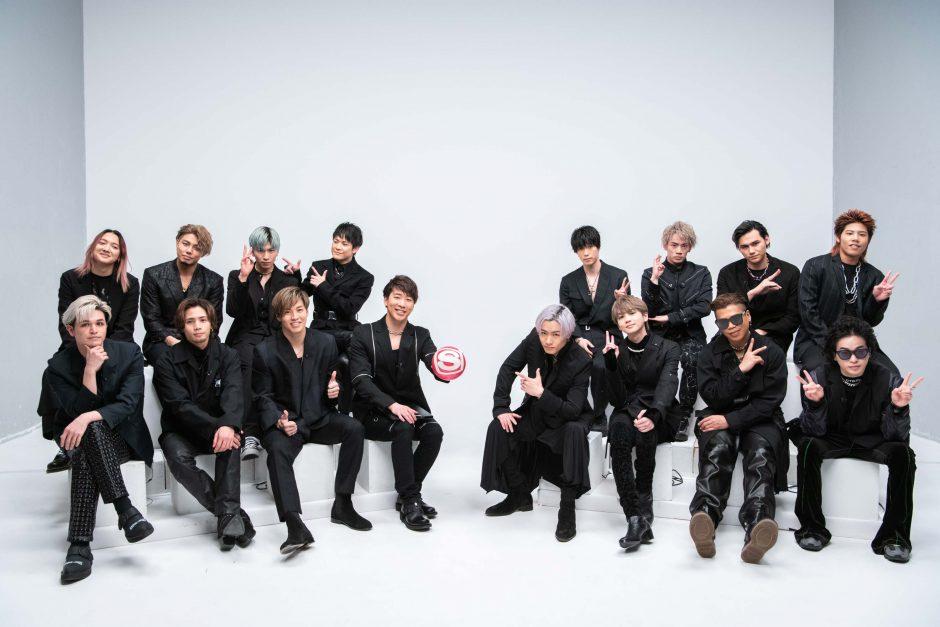 THE RAMPAGE from EXILE TRIBE ニューアルバム『REBOOT』特番がスペシャプラスで放送決定!