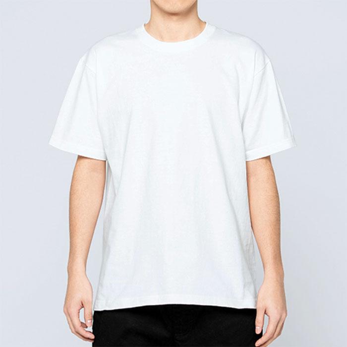 着用イメージ モデル身長180cm ホワイト Lサイズ着用