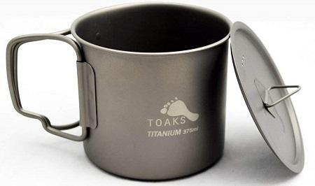 チタンマグカップ チタニウム