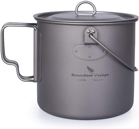 チタンマグカップ 大容量タイプ