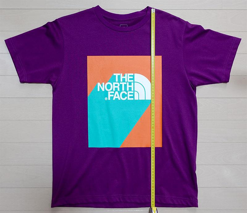 Tシャツの身丈