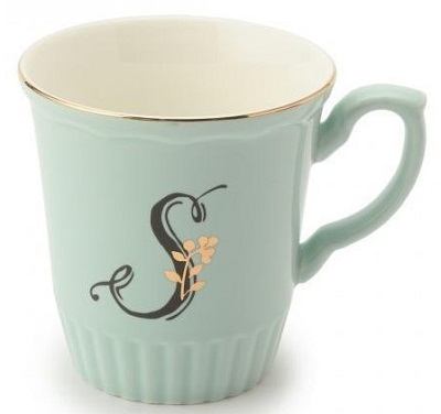 Afternoon Tea イニシャルマグカップ