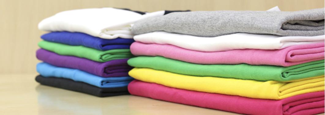 オリジナルTシャツは、プリント方法で納期が変わる