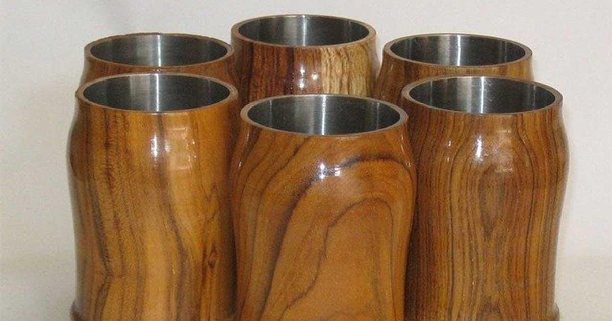 木製タンブラー