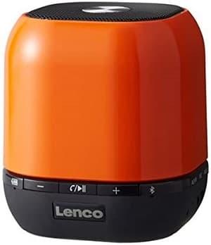 Lenco(レンコ) ポータブルBluetoothスピーカー