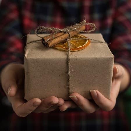 プレゼントを渡す前に一呼吸置いてみよう
