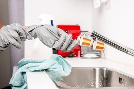 タオルの臭いには【重曹のつけ置き洗い】がおすすめ