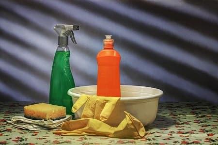 タオルの黒ずみをキレイに落とす2つの方法