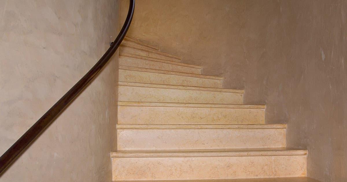 階段デコレーション