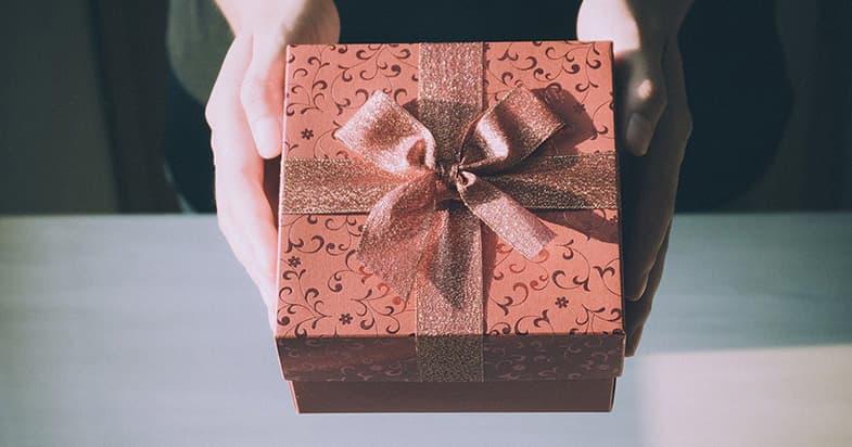 タオルはプレゼントに最適