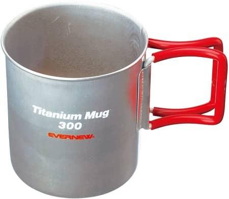 EVERNEW(エバニュー)のチタンマグカップ