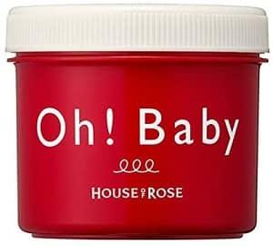 HOUSE OF ROSE ハウス オブ ローゼ/ボディ スムーザー ST (いちごの香り) 350g