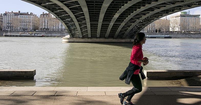 走る距離は徐々に増やす!
