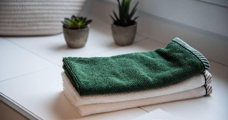 タオルの保管に注意する理由