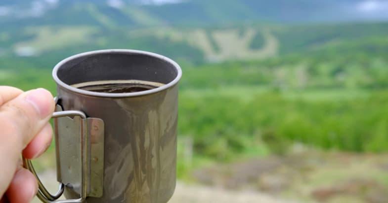 登山用マグカップは何を基準に選べばいいの?