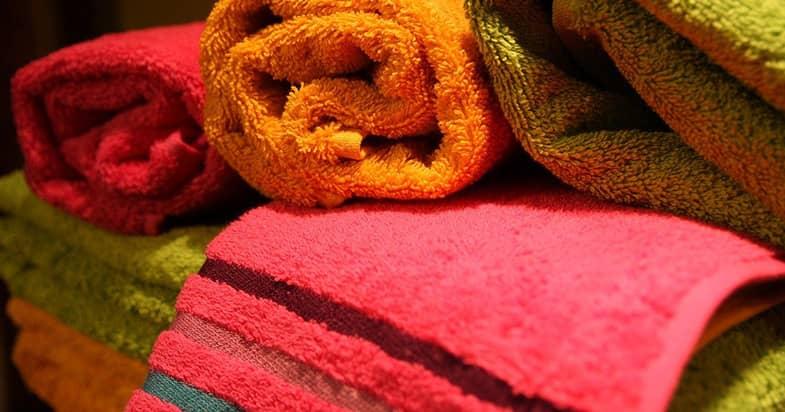 もうそろそろタオルを買い換えてみない?
