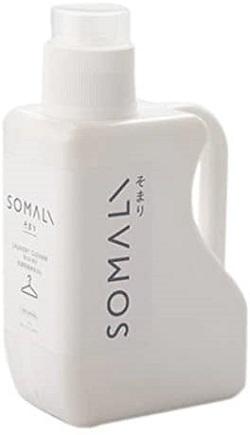 参照:ソマリ(SOMALI) 洗濯用液体石けん 1.2L