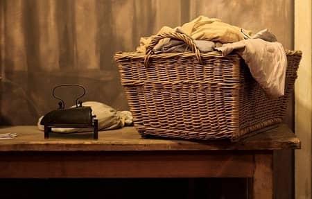 思いきって一回の洗濯量を減らしてみましょう。