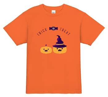 TRICK OR TREAT ハロウィンTシャツ