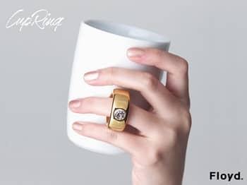参照:【楽天】Cup Ring Floyd