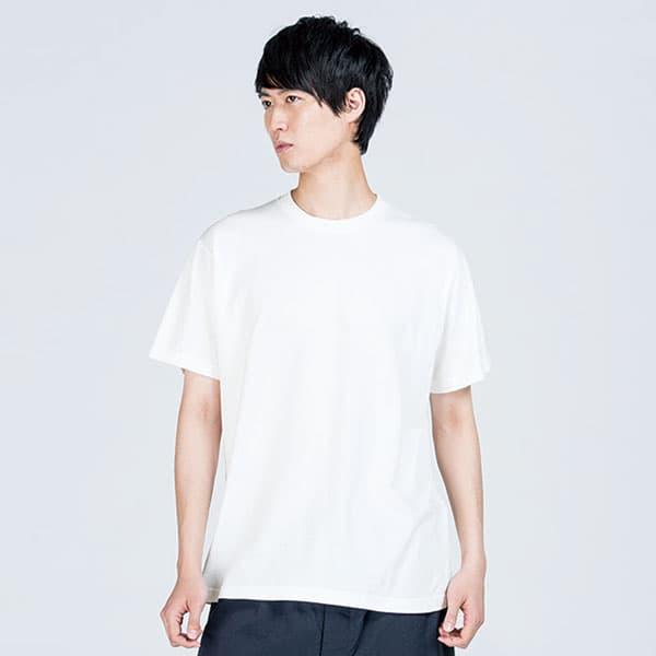 即日Tシャツ ホワイトの着用イメージ
