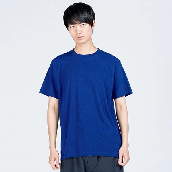 即日Tシャツ ロイヤルブルー着用イメージ
