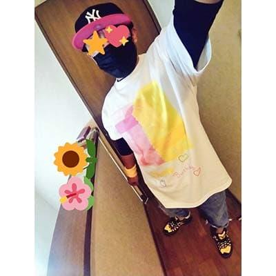 ハイグレードTシャツのプリント作成事例:30代・男性・び~のマン☆ さん