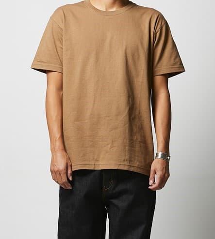 アメリカンTシャツの着用イメージ