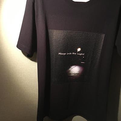 アメリカンTシャツのプリント作成事例:GENT さん
