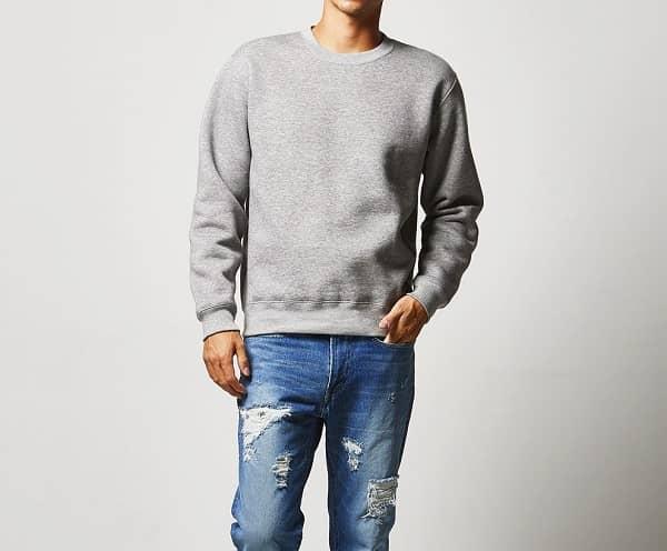 着用イメージ:男性モデル 身長182cm Mサイズ着用