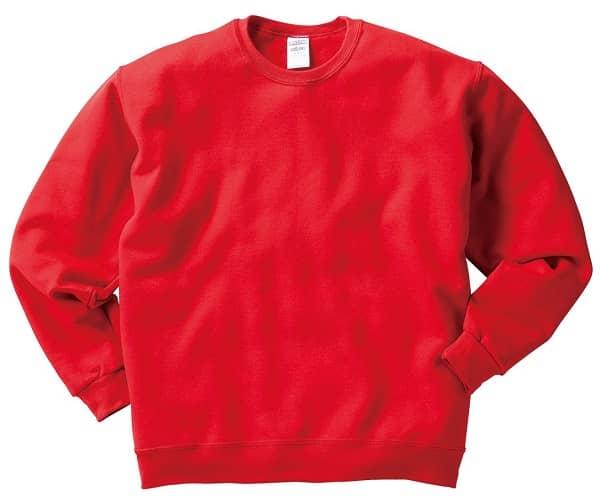 世界中で親しまれている「ジャージーズ(JERZEES)」のクルーネックスウェットシャツ