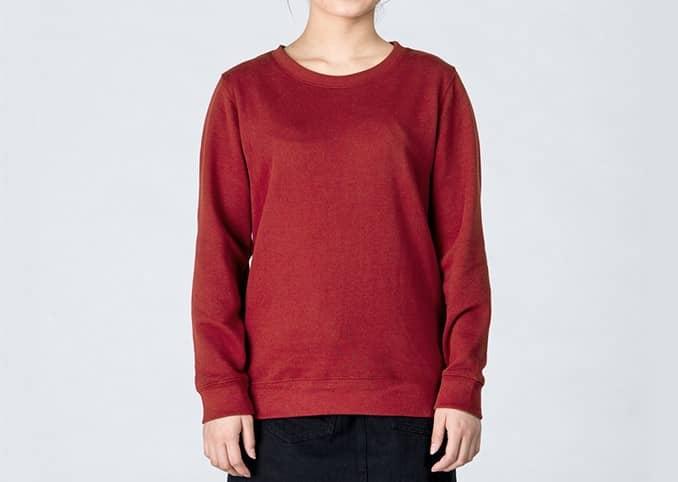 着用イメージ:女性モデル 身長161cm WMサイズ着用