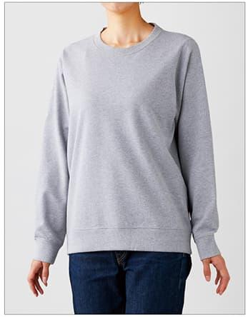 着用イメージ:女性モデル 身長165cm Sサイズ着用