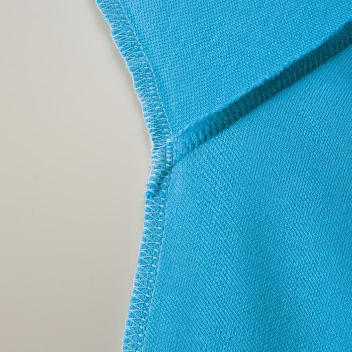 下袖と脇下の縫製には消臭糸を使用