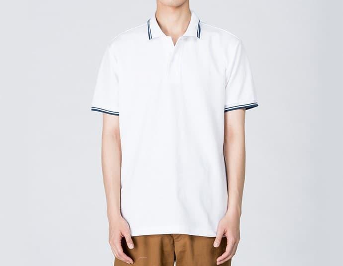 着用イメージ:男性モデル 身長184cm Lサイズ着用