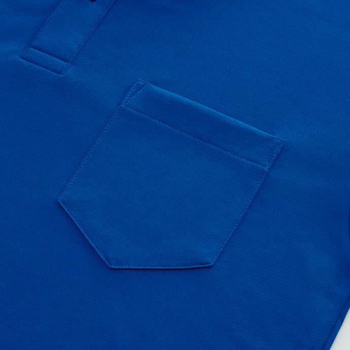 胸元のポケット部分