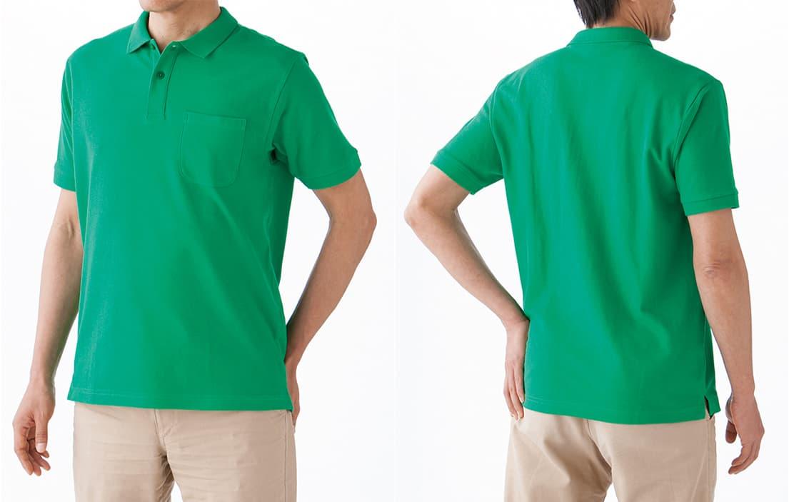 着用イメージ:男性モデル 身長178cm Mサイズ着用