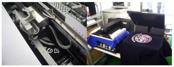 インクジェット印刷工程