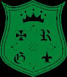王冠と十字のエンブレム