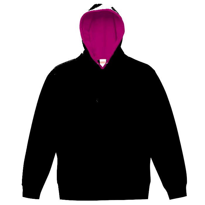 ブラック/トロピカルピンク