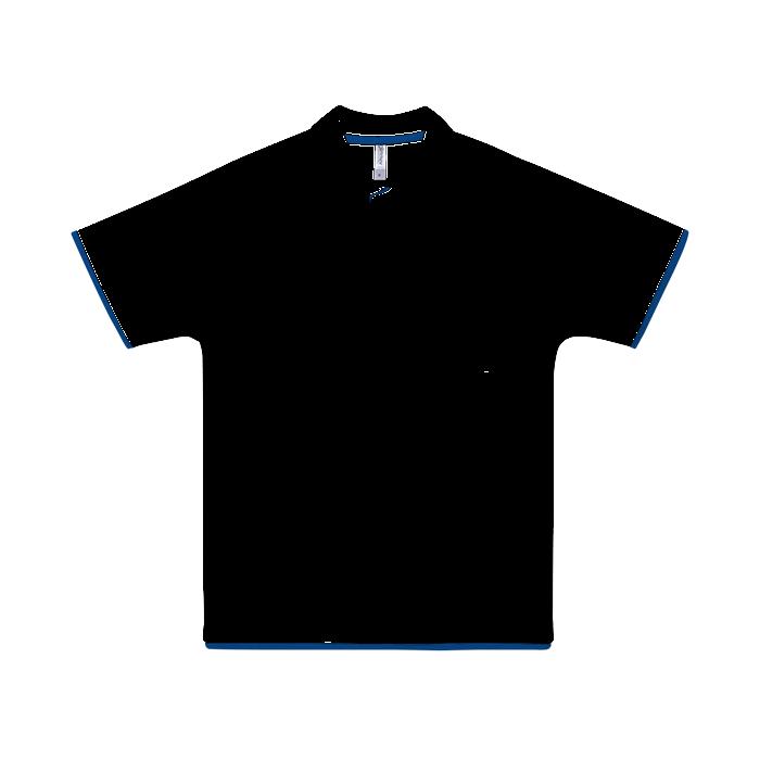 ライトブルー×ロイヤルブルー