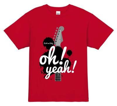 楽器モチーフで目立つ!バンドTシャツ