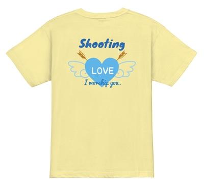 推しメンへの崇拝を誓うデザインTシャツ
