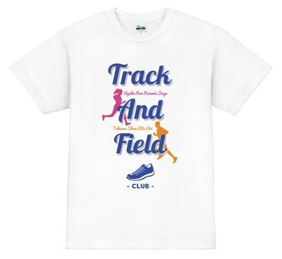 さわやかなチームTシャツで大人から子どもまで着やすい