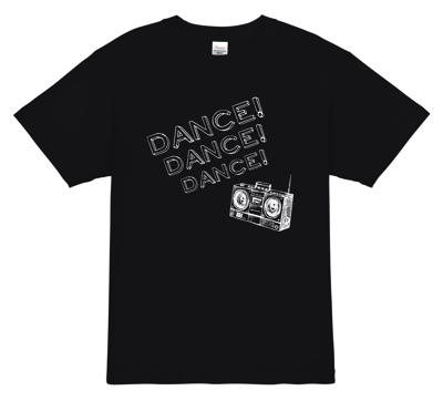 ダンスTシャツ|Dance Dance Dance