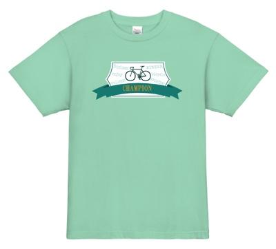 シルエットが小粋なバイクTシャツ