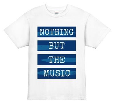 言葉によってイメージが変わる!バンドTシャツ